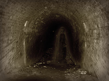 The whispers of a murdered woman still echo in the Kingston tunnel.